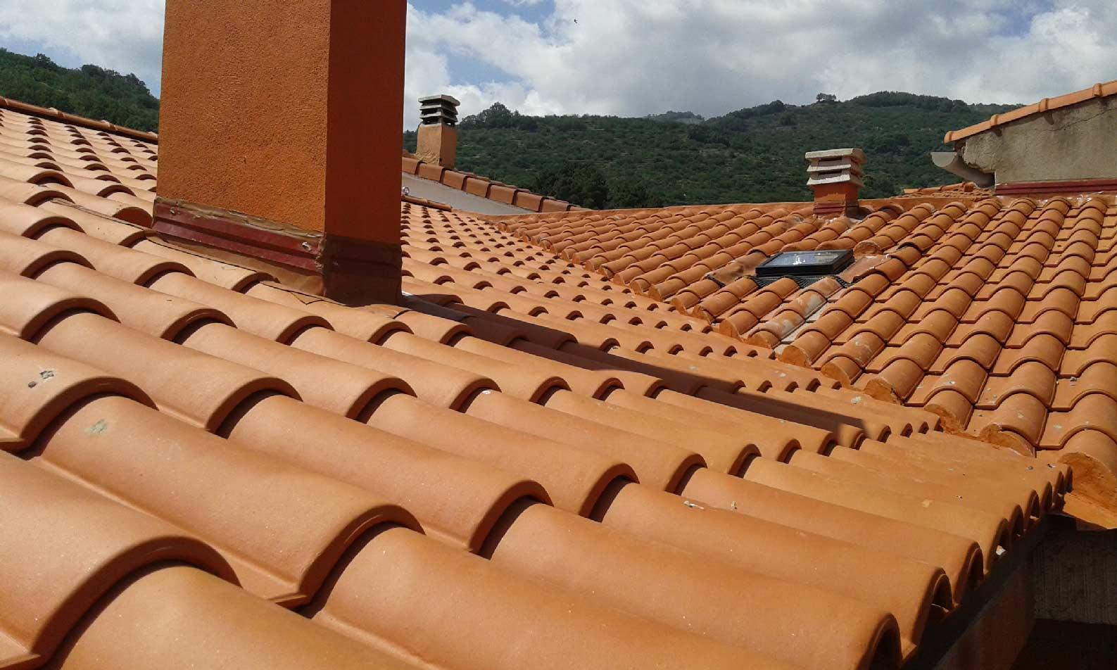 Cubierta en Cabezuela del Valle